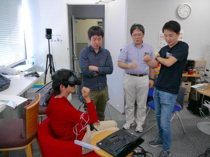 乙武さんにVRでスポーツを! 第1回VRハッカソン開催